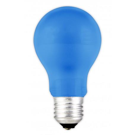 Calex - E27 1W Blue LED GLS-lamp A60 240V 12lm CA031 - E27 LED - CA031