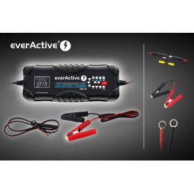 EverActive, everActive CBC-10 car battery charger (EU Plug) BL129, Battery chargers, BL129, EtronixCenter.com
