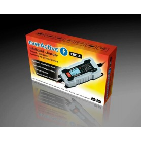EverActive - everActive CBC-4 car battery charger (EU Plug) - Battery chargers - BL123 www.NedRo.us