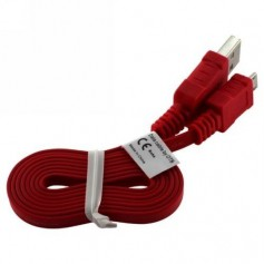 Micro USB Data Cable Ultra Flat