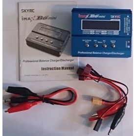 iMax - iMax B6mini Professional Balance Charger/Discharger - Battery chargers - NK094 www.NedRo.us