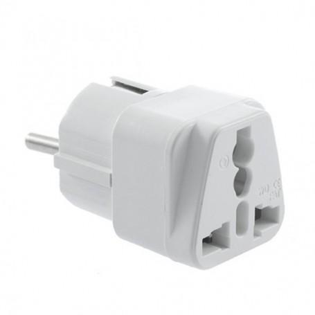 Oem - US AU UK to EU Universal travel adapter converter - Plugs and Adapters - AL478