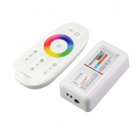 NedRo - 2.4G RF DC12-24V RGBW LED Wireless Remote Control - LED Accessories - LCR63