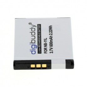 digibuddy - Battery for Canon NB-11L 600mAh - Canon photo-video batteries - ON2667