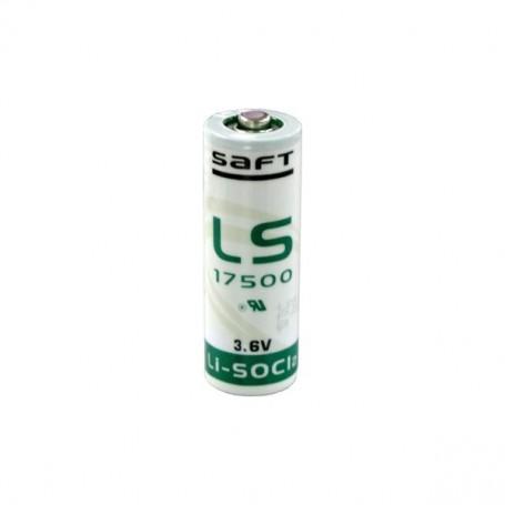 SAFT - SAFT LS17500 lithium battery 3.6V 3600mAh NK098 - Other formats - NK098