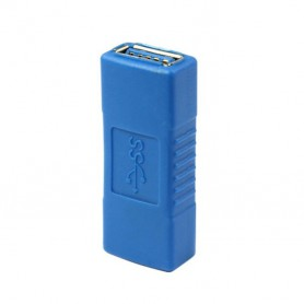 NedRo, USB 3.0 Adapter Female to Female AL659, USB adapters, AL659, EtronixCenter.com
