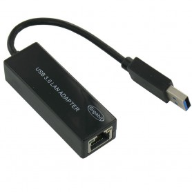 Oem - USB 3.0 Gigabit LAN Ethernet Adapter YPU369 - Network adapters - YPU369