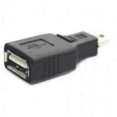 USB A Female to Mini USB B 5 Pin M Adapter Converter AL012