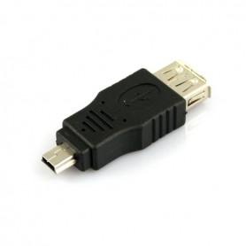 Oem - USB A Female to Mini USB B M Adapter Converter AL789 - USB adapters - AL789