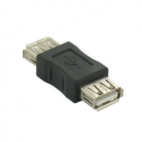 NedRo, USB A Female - Female Adapter AL825, USB adapters, AL825, EtronixCenter.com
