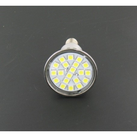 Unbranded, 4W E14 20LED Cold White LED Spot 07004, E14 LED, 07004, EtronixCenter.com