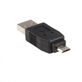NedRo, USB 2.0 Male to Micro USB Male Adapter AL925, USB adapters, AL925, EtronixCenter.com