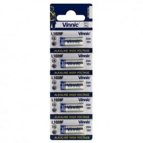 Vinnic - Vinnic A23 23A 12V L1028F Alkaline battery - Other formats - BL174-CB