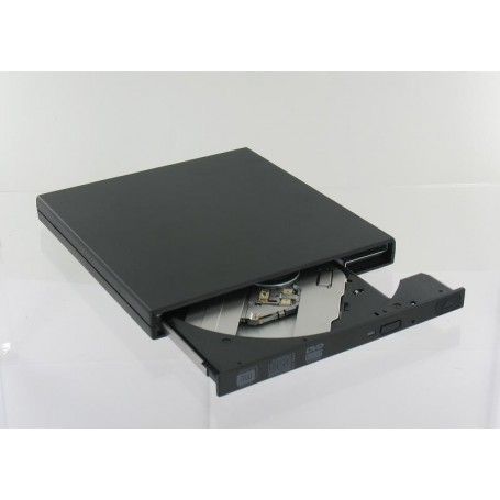 NedRo - USB Slim Portable External 8x DVD-ROM Drive Burner YPU112 - DVD CDR and readers - YPU112