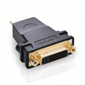 UGREEN, DVI (24+5) Female to HDMI Male Adapter UG055, HDMI adapters, UG055, EtronixCenter.com