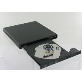 NedRo - USB Slim Portable External 8x DVD-ROM Drive Burner YPU112 - DVD CDR and readers - YPU112 www.NedRo.us