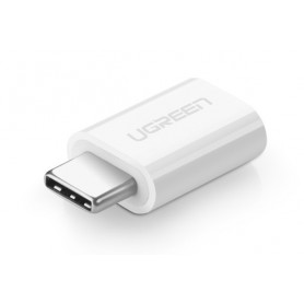 UGREEN, USB 3.1 Type-C Male to Micro USB Female Adapter UG056, USB adapters, UG056, EtronixCenter.com