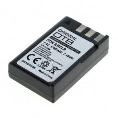 Battery for Nikon EN-EL9 / EN-EL9a 1000mAh