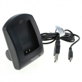 NedRo, USB Charger for Aiptek CB-170 / Fuji NP-85/NP-170, Fujifilm photo-video chargers, ON2846