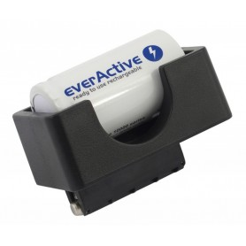 EverActive, Charge Adapter for R14 / R20 Batteries, Battery charger accessories, BL178