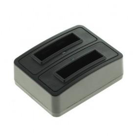 OTB - USB dual Charger for Nikon EN-EL19 ON2901 - Nikon photo-video chargers - ON2901 www.NedRo.us