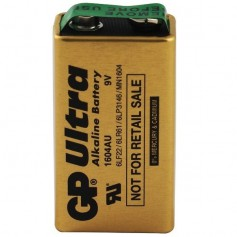 GP - GP Industrial 6LR61/9V battery BL186 - Other formats - BL186