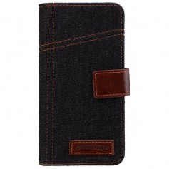 Commander, COMMANDER Bookstyle Elite Jeans case for Samsung Galaxy S7 Edge, Samsung phone cases, ON3090