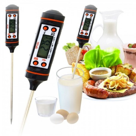 NedRo, -50-300 degrees High Quality Digital Kitchen Thermometer, Test equipment, AL013