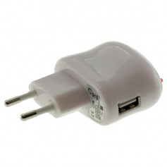 Universal AC Charger USB - 1A ON3419