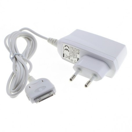OTB, OTB Charger for Apple Dock connector (30-pin) 1A ON3421, Ac charger, ON3421, EtronixCenter.com