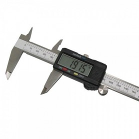 "6""Inch/150mm Electronic LCD Digital Caliper Micrometer AL058"