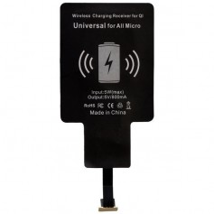 Peter Jäckel - Qi Wireless Charger Quick Adapt UNI for Micro-USB - Wireless chargers - ON3430