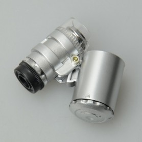 NedRo, 8MM 60X Zoom Microscope Magnifier, Magnifiers microscopes, AL987, EtronixCenter.com