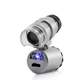 unbranded, 8MM 60X Zoom Microscope Magnifier, Magnifiers microscopes, AL987