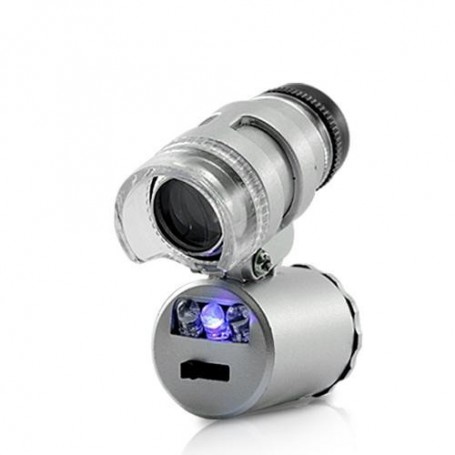 Oem - 8MM 60X Zoom Microscope Magnifier - Magnifiers microscopes - AL987