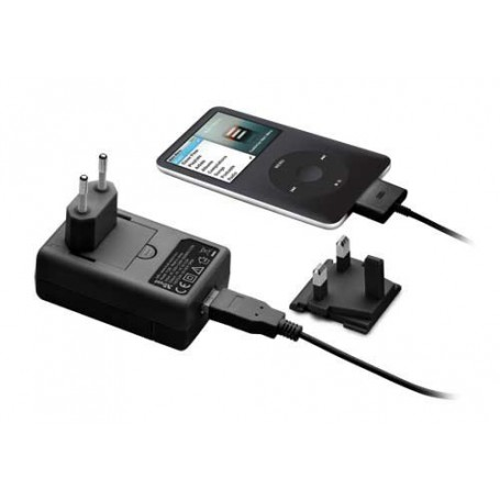 NedRo, Trust Power Adapter for iPod PW-2885B 16002, iPod MP3 MP4 accessories, 16002, EtronixCenter.com