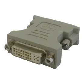 NedRo, DVI 24 +5 Female to DVI male, DVI and DisplayPort adapters, YPC217-CB