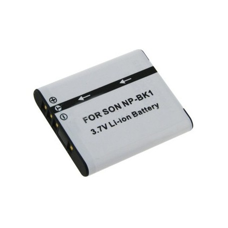 NedRo, Battery compatible with Sony NP‑BK1 BK1, Sony photo-video batteries, V193, EtronixCenter.com