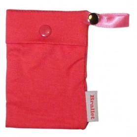 , Brallet Pink party, key, license, credit card cash holder 9132, Brallet, 9132