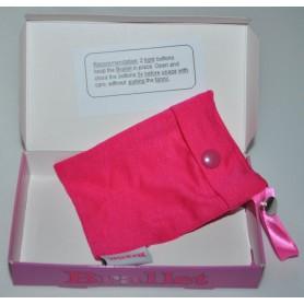 Bye Bra - Brallet Pink party, key, license, credit card cash holder 9132 - Brallet - 9132 www.NedRo.us