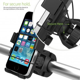 NedRo, Bike Phone Holder CG012, Bicycle phone holder, CG012, EtronixCenter.com