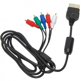 Oem - Component AV Cable for Playstation PS2 & PS3 - PlayStation 2 - YGP411