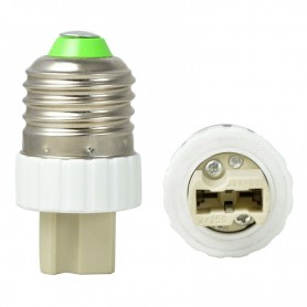 NedRo, E27 to G9 Adapter Converter AL319, Light Fittings, AL319