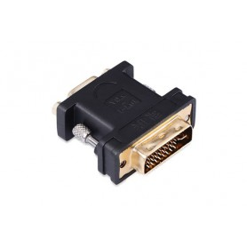 UGREEN - DVI (24+5) Male to VGA Female Adapter UG100 - DVI and DisplayPort adapters - UG100 www.NedRo.us