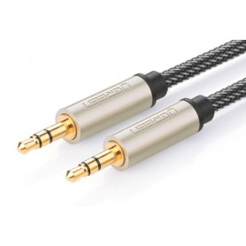 UGREEN - 3.5mm Stereo Aux Audio Jack Cable Proffesional Line - Audio cables - UG105-CB