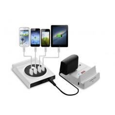 UGREEN - Multifunction USB Charging Station with OTG & USB Hub UG124 - Ports and hubs - UG124