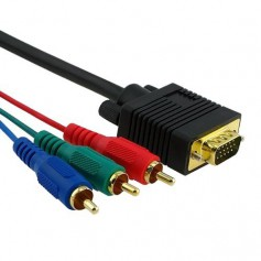 Oem - RGB VGA Male to Male Cable YPC207 - VGA cables - YPC207