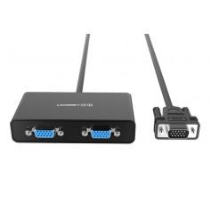 UGREEN - VGA Male to 2 Female Video Splitter Cable - VGA adapters - UG139