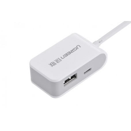 UGREEN - Micro USB OTG cable 2-port specilized for Mobiles UG168 - USB adapters - UG168