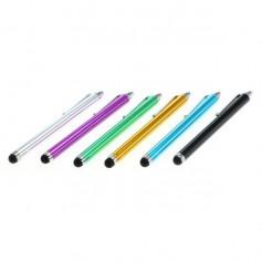 OTB - 6x Soft Tip Touchscreen Stylus Multicolor ON3650 - Phone Stylus - ON3650